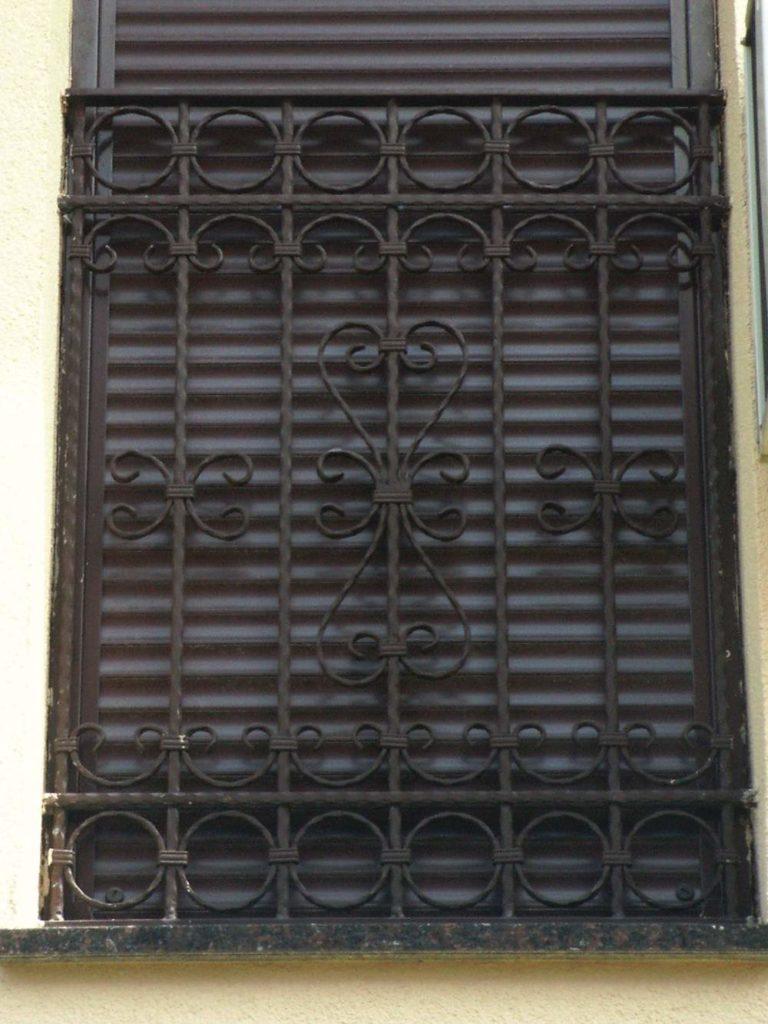 Ograde i terase od kovanog gvozdja 1
