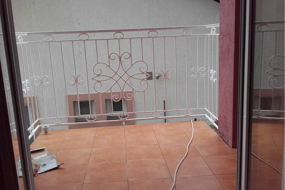Ograde i terase od kovanog gvozdja 12
