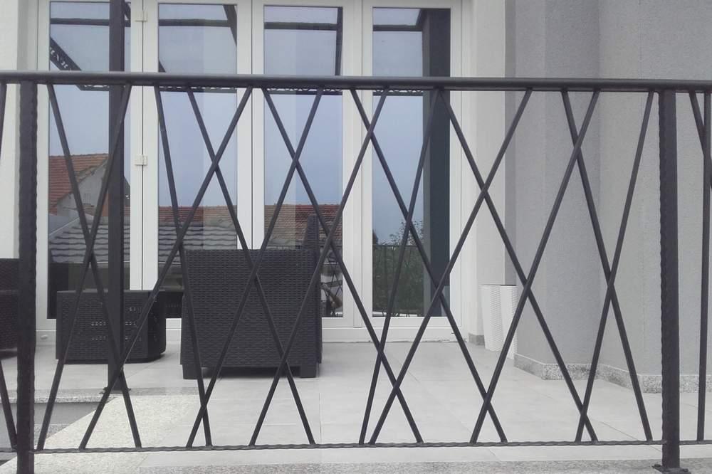 Ograde i terase od kovanog gvozdja 13