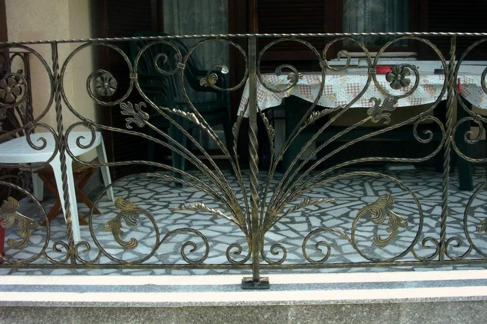 Ograde i terase od kovanog gvozdja 14