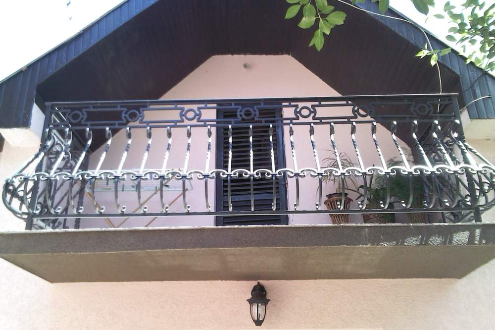 Ograde i terase od kovanog gvozdja 18
