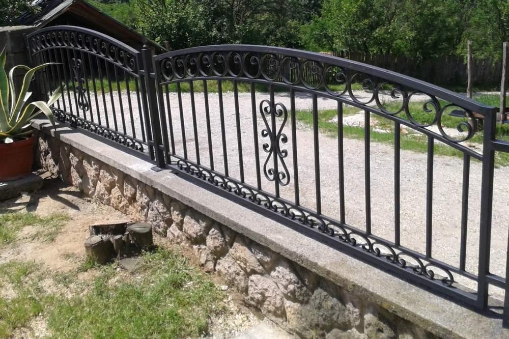 Ograde i terase od kovanog gvozdja 2