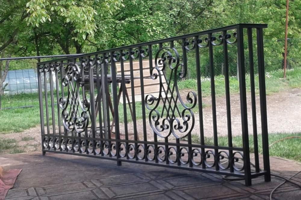 Ograde i terase od kovanog gvozdja 20