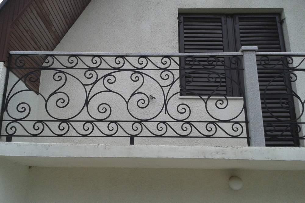 Ograde i terase od kovanog gvozdja 3