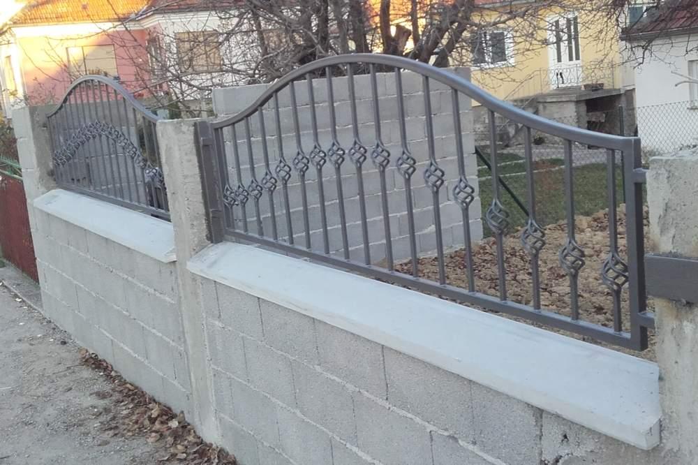Ograde i terase od kovanog gvozdja 8